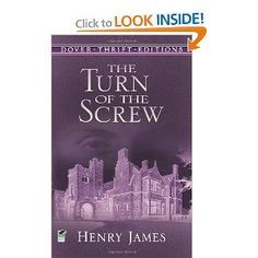 The Turn of the Screw by  Henry James Project Gutenberg link: http://www.gutenberg.org/ebooks/209