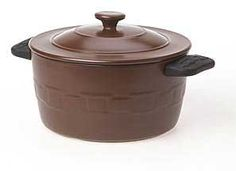Flameware 2 1/4 Quart Lidded Dutch Oven-32183FLAME  http://www.longaberger.com/avaandrews