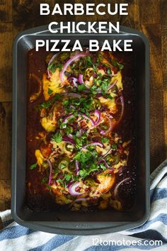 A lower-carb way to satisfy that pizza craving. 12 Tomatoes Recipes, Bacon Recipes, Chicken Recipes, Cooking Recipes, Quick Weeknight Dinners, Quick Easy Meals, Easy Dinner Recipes, Easy Recipes, Dinner Ideas