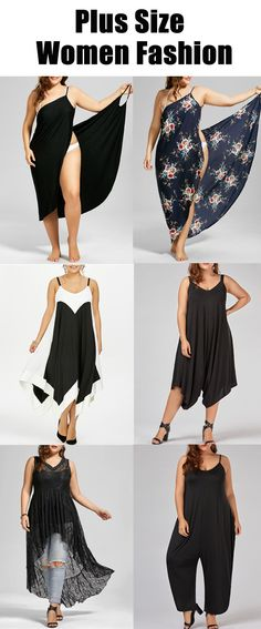 Plus Size Women Fashion