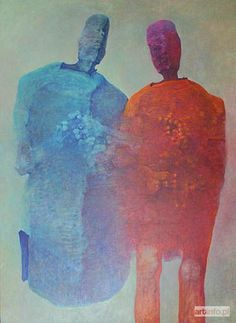 BEKSIŃSKI Zdzisław | Duch i materia, 1999