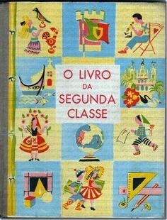 Santa Nostalgia: O Livro da Segunda Classe - Edição de 1958