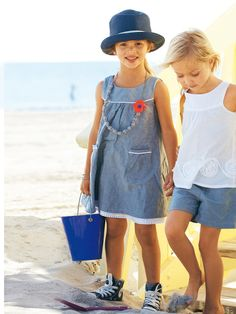 Burda Girls Underdress
