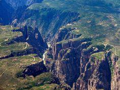 Black Canyon of the Gunnison National Park Colorado
