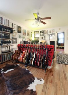 Style Inspiration - Joan and Matts Joyously Eclectic Home