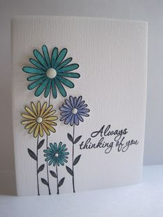 Boy, did I have fun last night!! I was part of the online Clean and Simple Card Making Class with Jennifer McGuire and friends and am tr...