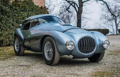 "1950 Ferrari 166 MM / 212 Export ""Uovo"" by Fontana"