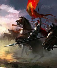 Cavaleiros e Templários_DiegoCunha