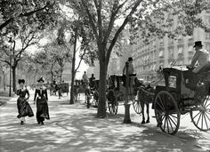 New York City, c. 1900