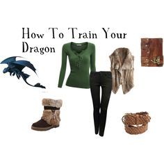 """""""How to Train Your Dragon"""" by disappeairinginq on Polyvore"""