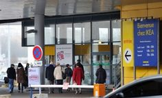 IKEA close to securing India market entry, says report   Clients look to enter an IKEA retail store in Lomme in France