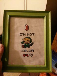 I'm not Zelda - Imgur