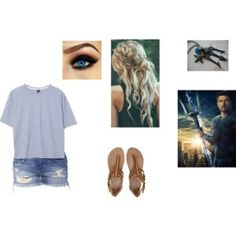 Viviane Daughter of Poseidon