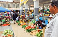 Market in Praia | Cape Verde Guide | One Country, Nine Destinations #travel #holiday #CapeVerde