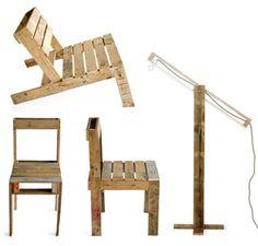 Studio Mama Pallet Furniture Plans — DIY