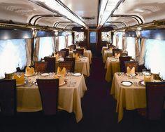 日本の豪華寝台列車