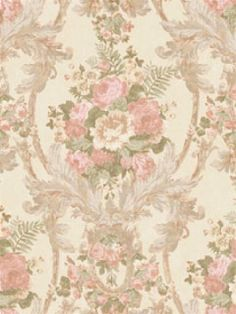 Lavarone Floral Damask - DS21121 from Dorsino book
