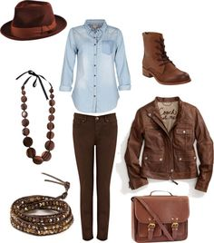 """Indiana Jones"" by just-heidi on Polyvore"