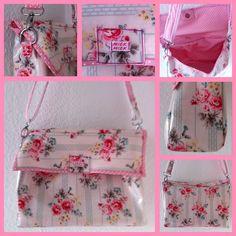 Eine Tasche zum Verlieben :-)