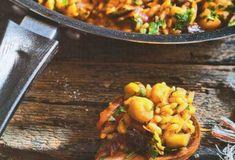 Συνταγές για Vegetarian - Συνταγές για Χορτοφάγους | Argiro.gr Food Categories, No Cook Meals, Risotto, Cantaloupe, Vegan Recipes, Vegetarian, Fruit, Ethnic Recipes, Cooking Food