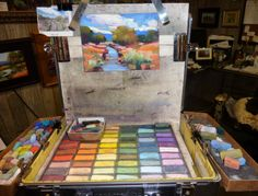 Painting my World: A Useful Tip for Packing Plein Air Gear