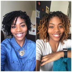 1 year of dread locs Short Locs Hairstyles, Short Dreads, Braided Hairstyles Updo, Trending Hairstyles, Down Hairstyles, Black Hairstyles, Hairstyle Ideas, Sisterlocks, Flat Twist