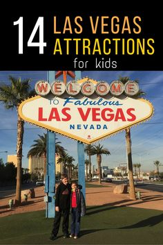 Las Vegas has so many wonderful things to see and do with kids. We list our top 14. Which is your favourite?