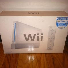 Used White Wii $74.99