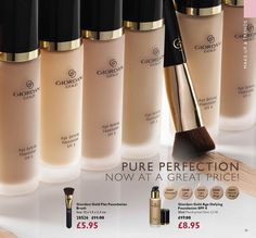 Oriflame Catalogue | Oriflame Cosmetics Oriflame Cosmetics, Catalog, Foundation, Lipstick, Pure Products, Digital, How To Make, Gold, Beauty