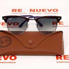 #Gafas de sol #Ray Ban #Clubmater Classic E268678 de segunda mano | Tienda de Segunda Mano en Barcelona Re-Nuevo #segundamano