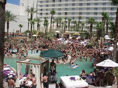 5 Best Pool Parties in Las Vegas