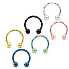 Yaalozei Stainless Steel Horseshoe Nose Hoop Rings Eyebrow Cartilage Helix Hook Earring Septum Ring Piercing Jewelry for Men Women >>> Very nice of your presence to have dropped by to visit our picture. (This is our affiliate link) Septum Piercing Jewelry, Industrial Piercing Jewelry, Septum Ring, Nose Hoop, Stretched Ears, Jewerly, Stainless Steel, Drop, Tattoos