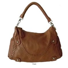@Overstock - Stay fashionable with this Timeless Beauty hobo handbag from Donna Bella. This bag features leather construction and silver hardware in a classic design.http://www.overstock.com/Clothing-Shoes/Donna-Bella-Timeless-Beauty-Leather-Hobo-Bag/5581265/product.html?CID=214117 GBP              101.43
