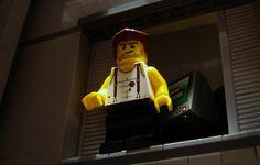 Superbacán: Lego nos trae las escenas de películas, más famosas de la historia del cine...
