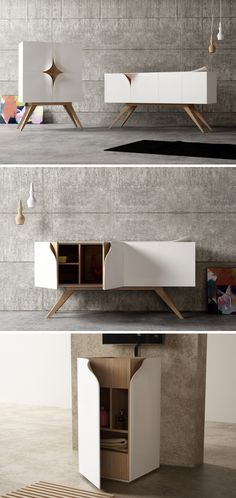 Nicola Conti - Slap furniture (Furniture Designs Wardrobe)