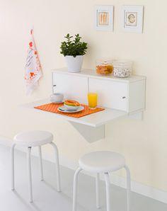 Mesa pequena para cozinha - Tok&Stok