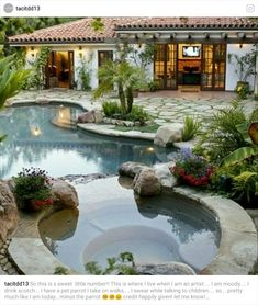 garden pool pool designs jacuzzi dream pools outdoor living spaces swimming pools yard ideas hot tubs chill pools backyard ponds vases