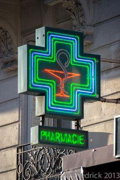 Pharmacie, Paris France