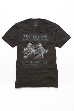 A Camiseta Mountain New Hampshire tem um design e modelagem mordernos, além de muito conforto. Ideal para compor looks casuais. #camiseta #homem #estilo #algodao #casual #moderno.  http://www.timberland.com.br/confeccao/camiseta-timberland-mountain-new-hampshire/prod001-9252-006.html