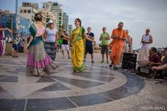 Harinama in Tel Aviv, Israel 04.06.2016 (Album with photos) Srila Prabhupada: This Krishna consciousness movement insists that …