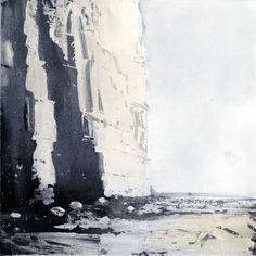 B-sides: Stephen Robson(British) Overstrand Cliffs ...