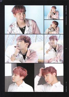 방탄소년단 2017 BTS LIVE TRILOGY EPISODE Ⅲ THE WINGS TOUR MD PROGRAM BOOK Chapter 04 - THE WINGS 스캔 : 네이버 블로그