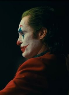 """Murray:""""I'm waiting for the punchline."""" Arthur :""""There's no punchline"""" The Punchline, Guys Thoughts, Joker Pics, Typography Poster Design, Dead To Me, Joaquin Phoenix, Chucky, Jokers, Jared Leto"""