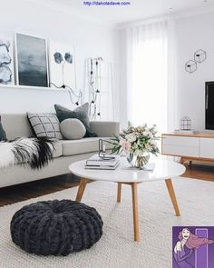 One of the comfy and attractive living room layouts is a Scandinavian living room. Scandinavian living room designs have numerous models. One of them is the Scandinavian living room minimalist. Interior Modern, Scandinavian Interior Design, Home Interior Design, Scandinavian Rugs, Interior Ideas, Scandinavian Apartment, Scandinavian Architecture, Interior Inspiration, Scandinavian Lighting