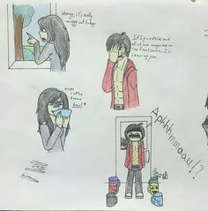 Holy crofters, that from incorrect sander sides quotes! Travis Aphmau, Aphmau And Aaron, Zane Chan, Aphmau Characters, Aarmau Fanart, Aphmau Memes, 4 Panel Life, Kawaii Chan, Inner Demons