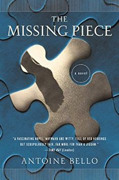 The Missing Piece Missing Piece, More Fun, Jigsaw Puzzles, Novels, November, Books, November Born, Libros, Book
