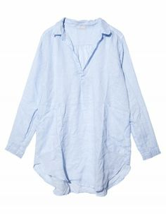 CP Shades V-Neck Linen Dress
