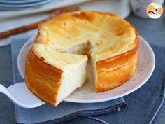 Gâteau au fromage blanc, Recette Ptitchef