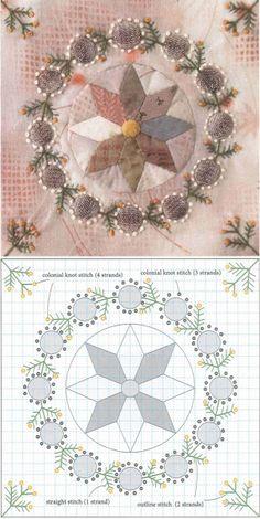 120 Original Embroidery Designs | Yoko Saito
