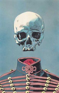 Senor Salme Skull Illustrations http://skullappreciationsociety.com/senor-salme-skull-illustrations/ via @Skull_Society